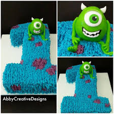 monsters inc birthday cake monsters inc birthday cake ideas