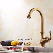 where to buy kitchen faucet aliexpress buy kitchen faucets mixer taps antique brass