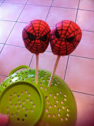spiderman cake pops alice springs party planner