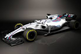 infiniti vs lexus yahoo answers new williams f1 car reveals first answers to 2017 rules shake up evo