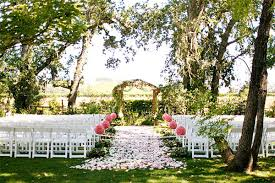 sonoma wedding venues kenwood farms gardens kenwood sonoma wedding venue