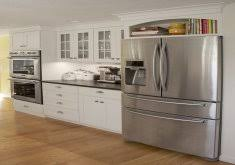 Superior Kitchen Cabinets by Beautiful Kitchen Designs With Stainless Steel Appliances
