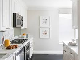 kitchen white walls cabinets white shaker cabinets with light gray painted walls