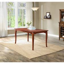 better homes and gardens ashwood road dining table brown cherry better homes and gardens ashwood road dining table brown cherry walmart com