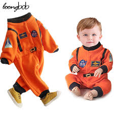 Halloween Costumes Infant Boy Aliexpress Buy Baby Boys Nasa Astronaut Costumes Infant
