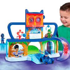 pj masks headquarters playset pj masks uk