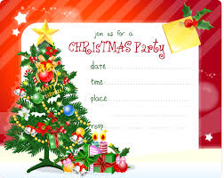 christmas party invitations christmas party invite christmas party invite specially created