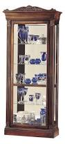 amazon com howard miller 680 243 embassy curio cabinet by
