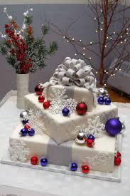 christmas wedding cakes beautiful christmas wedding cakes cake 50th anniversary affordable