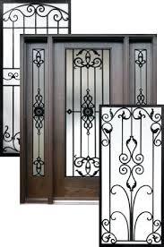 front door grill designs – Hfer