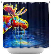 Tweety Bird Shower Curtain Moose Shower Curtains Shower Curtain Rod
