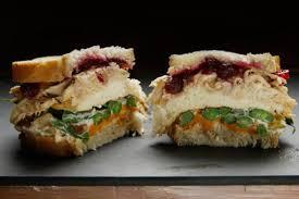 how to make a ross geller thanksgiving sandwich