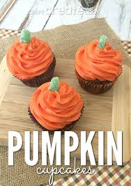 pumpkin cupcakes recipe cake and holidays