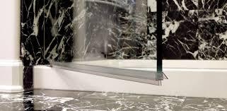 Replacing Shower Door Sweep Superb Clear Shower Door Bottom Seal Clear Shower Door Bottom To