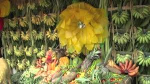 what is harvest thanksgiving pahiyas harvest festival philippines youtube