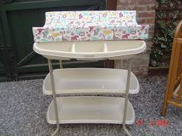 Baby Change And Bath Table Reduced Mamas Papas Baby Nappy Changing Station Table Unit With