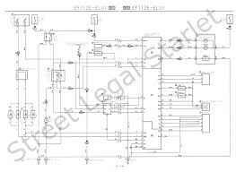 1997 toyota starlet wiring diagram wiring diagram and schematic