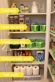 Organizing Kitchen Pantry Ideas Kitchen Storage Small Kitchen Pantry Layout Countertop