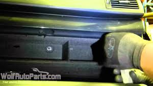 how to remove your glove box b6 b7 audi a4 2002 2008 wolf auto