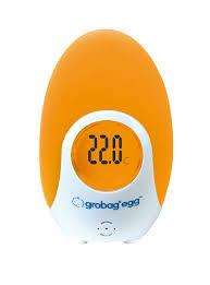thermometre chambre bebe thermometre pour chambre bebe le de la boutique etikolo