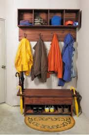 upgrade an entryway with storage cabinets startwoodworking com