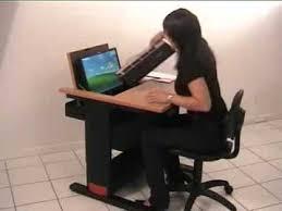 camif meubles bureau mobilier informatique scolaire écran plat escamotable camif