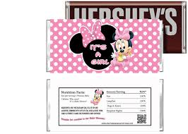 baby minnie mouse baby shower invitations and supplies