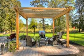 Plants For Pergolas by Patio Pergola Designs Perfect For The Upcoming Summer Days