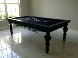 dining table converts to pool table pool table dining room table combo pool table dining room table