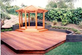 Wooden Patio Decks by Los Angeles Decks Custom Wood Patio Covers And Wood Gates