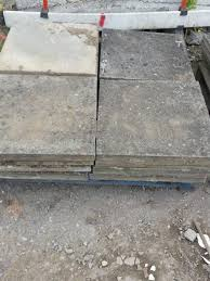Reclaimed Patio Slabs 2x2 Precast Concrete Pavers Precast Concrete Pavers Tile Tech