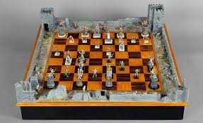 fantasy chess set fantasy chess sets for clients in haywards heath