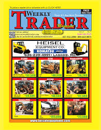 weekly trader june 18 2015 by weekly trader issuu