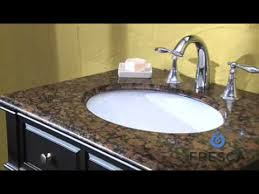 Vanity Countertops With Sink Bathroom Vanity Single Sink By Fresca Fvn6540 With Dark Wood And