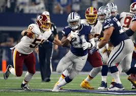 rookies lead cowboys to 10th 31 26 redskins