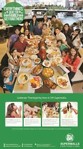 manila shopper celebrate thanksgiving 2013 at sm supermalls