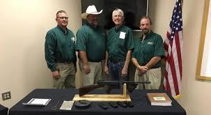 ohio county auctions off 1920s era machine gun for 90k wbns