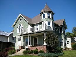 18 farmhouse wrap around porch country style house plan 4