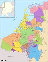 netherlands height map netherlands