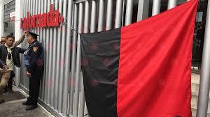 Huelga Flag Marcelo Beyliss On Twitter