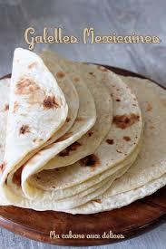 recette de cuisine mexicaine facile recette tortilla mexicaine des galettes de farine et maïs pour