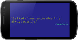 quote maker apk download quotes screensaver android apps on google play