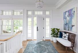 white home interior htons inspired home with coastal colors home bunch interior