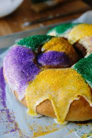 how to make a cake how to make a king cake for mardi gras kitchn