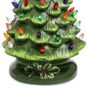 best choice products 15 prelit ceramic tabletop tree w