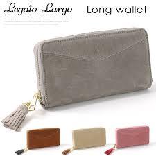smsta rakuten global market wallet ladies long wallet legato