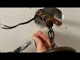 how to install a light fixture how to update a light fixture the home depot youtube