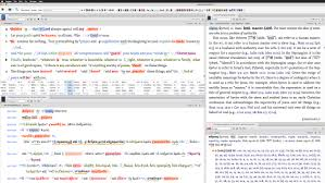 thanksgiving in hebrew bottom of the page interlinear font size question logos bible