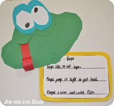 Frog Haiku Poems Writing Pinterest