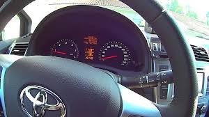 Toyota Asis Toyota Avensis Electric Handbrake